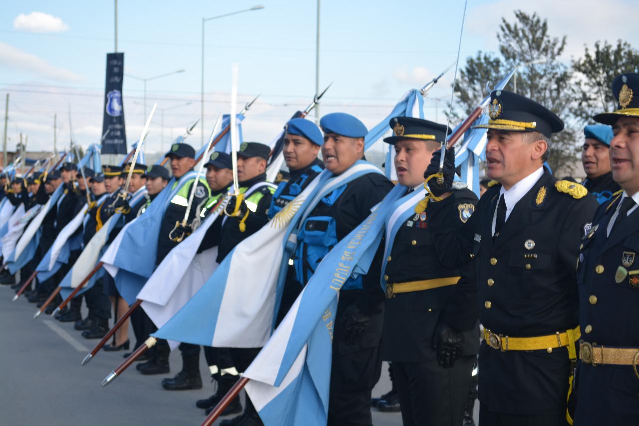 173 Aniversario de la Policía de Jujuy