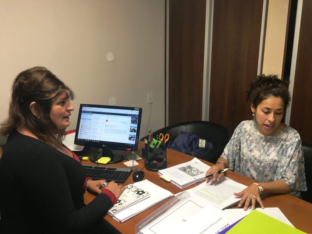 Ministra de Ambiente de Jujuy y Diputada Victoria Luna