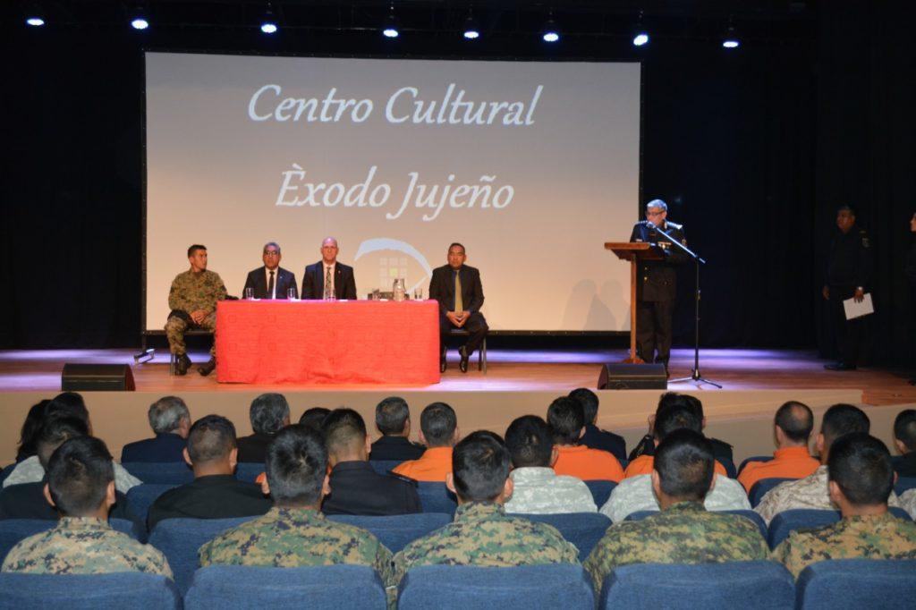 Congreso Internacional de Fuerzas Especiales.